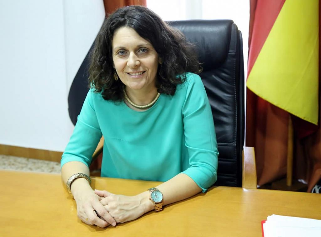 Mª del Mar Mateos Garrido – Alcaldesa