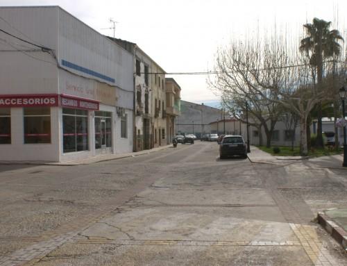 Licitación de la obra 1/125/14-15.- Montehermoso