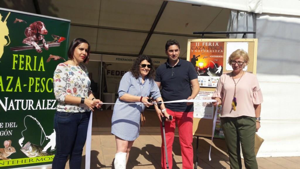 """Imágenes de la II Feria de la Caza, la Pesca y la Naturaleza """"Valle del Alagón"""""""